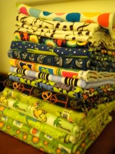 Diaper Fabric